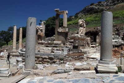 The Ruins of the Ephesus World Heritage Site