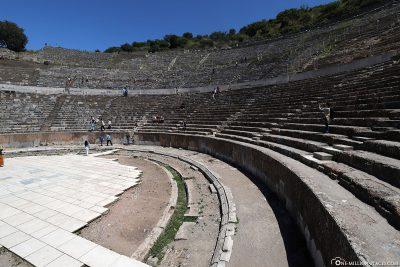 The Ancient Theatre of Ephesus