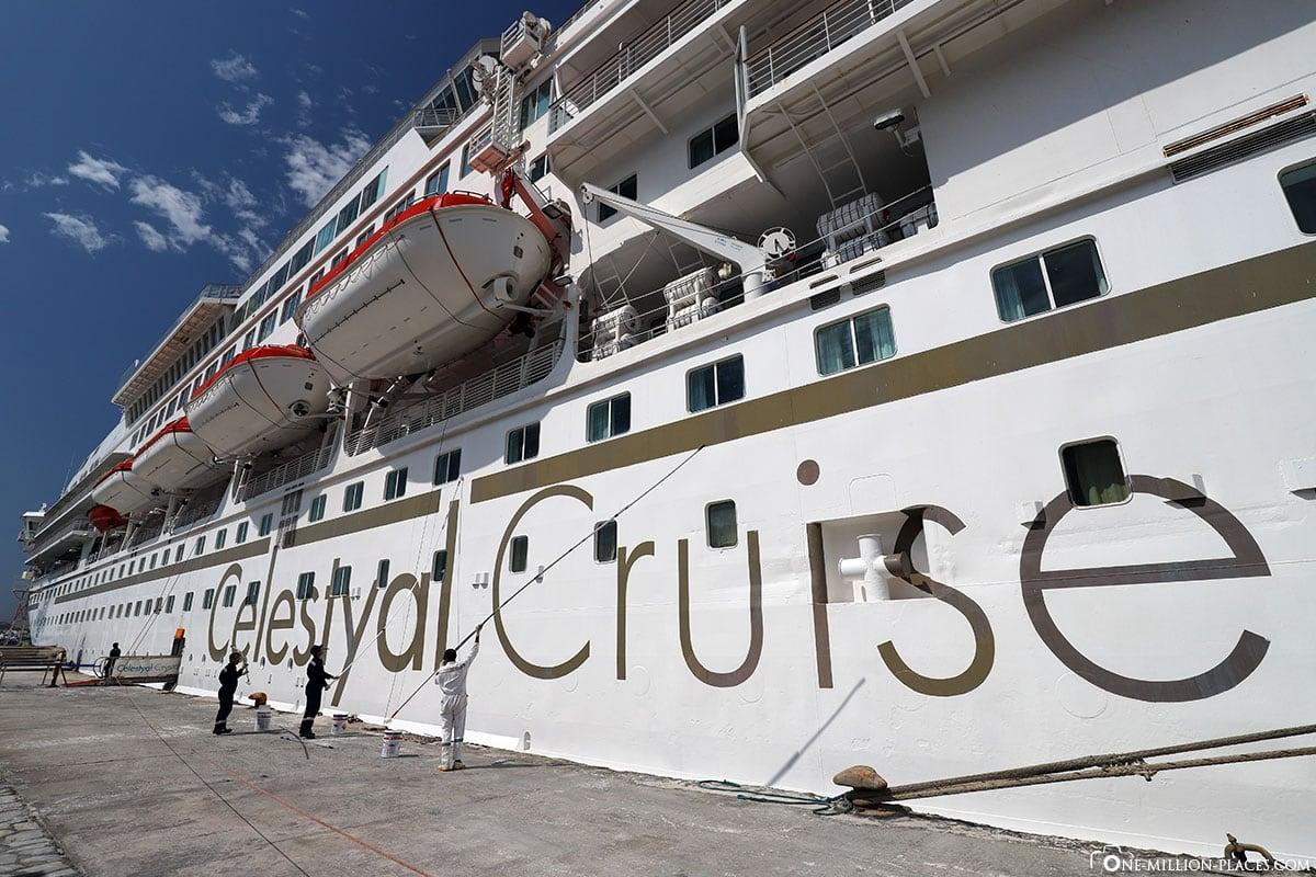 Celestyal Cruises, Ship, Turkey, Travel Report