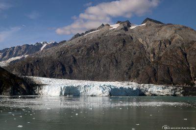 Der Margerie-Gletscher