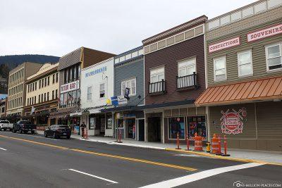 Die Front Street