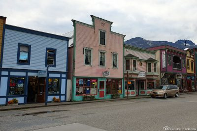 The great houses in the small town