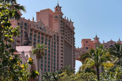 The Royal Tower of Hotel Atlantis