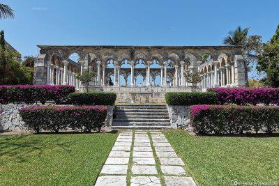 Die Versailles Gardens in Nassau