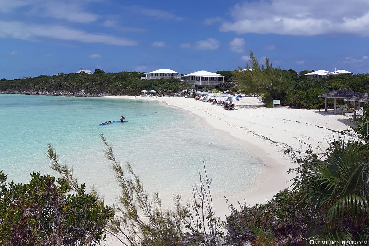 Beach Club, Peace & Plenty, Hotel, George Town, Great Exuma, Bahamas, Reisebericht