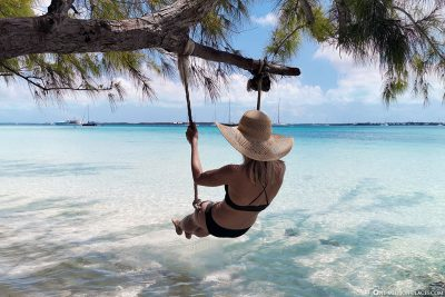 Swings in the Caribbean