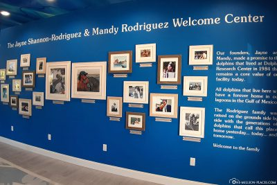 Jayne and Mandy Rodriguez Welcome Center