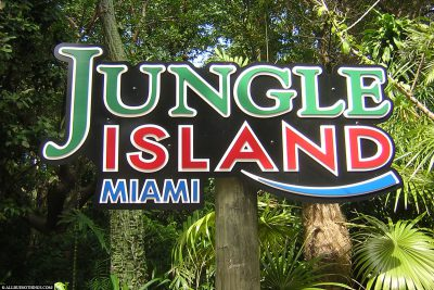The Jungle Island in Miami
