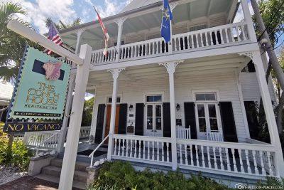 Die tollen Häuser in Key West