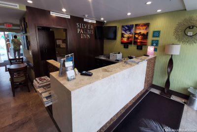Das Hotel Silver Palms Inn in Key West