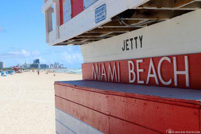 Miami Beach Jetty