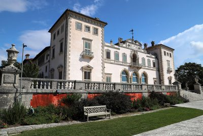 Die Villa Vizcaya in Miami