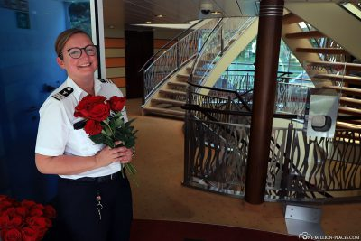 Welcome there is a rose