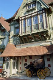 The Hotel Le Normandy Barriere