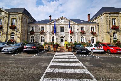 Mairie d'Etretat