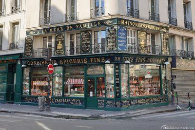 Confiserie & Épicerie fine