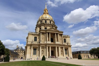 The Invalides Cathedral