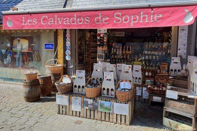 Les Calvados de Sophie
