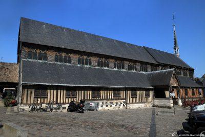 Kirche Sainte Catherine