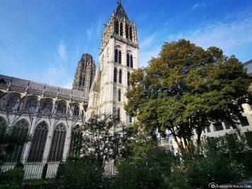 Die Kathedrale von Rouen