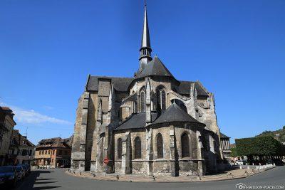 The Church of St. Saviour