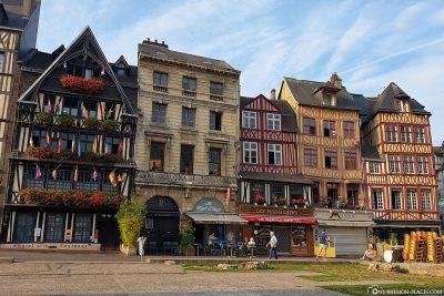 Der Place du Vieux-Marché