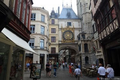 The Golden Astronomical Clock