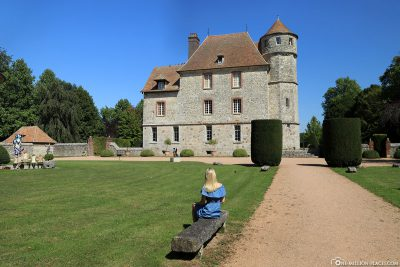 The Chateau de Vascoeuil