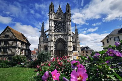 The Gothic Church of Notre-Dame