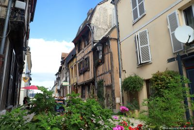 The old town of Vernon