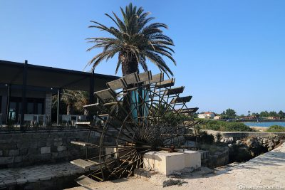 The Sea Mill