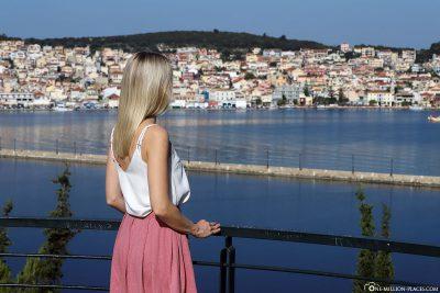 Viewpoint of Argostoli