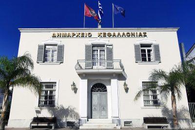 Argostoli Town Hall