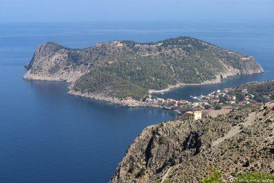 View of Assos