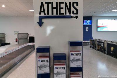 Willkommen in Athen