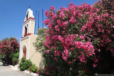 Churches in Fiskardo