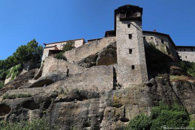 Das Kloster Great Meteoro