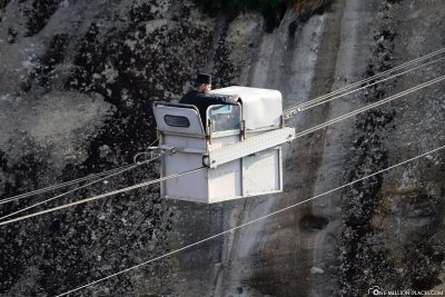 Meteora Cable Cars