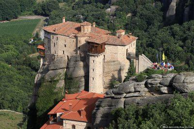 Das Kloster Rousanou