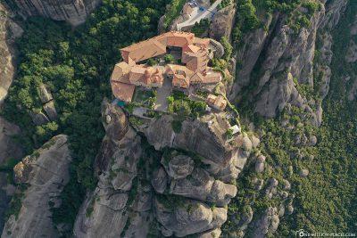 Das Kloster St. Stephan