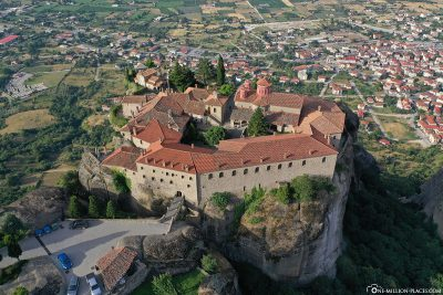The Monastery of St. Stephen