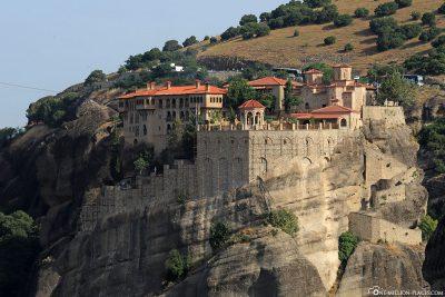 Das Kloster Varlaam