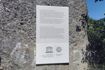 UNESCO-Auszeichnung für Meteora