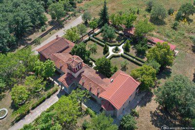 Das Heilige Kloster von Varlaam