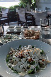 Dinner at Sto Psito Restaurant