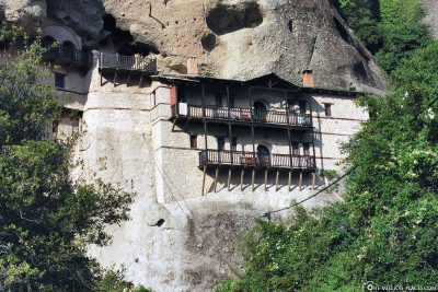 Das Kloster Ágios Andónios