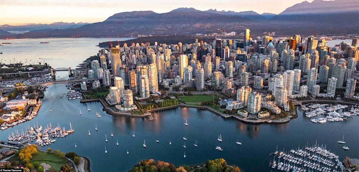 Vancouver, Panorama, Reisebericht