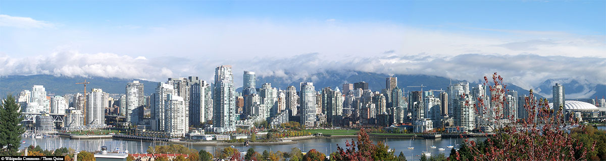 Vancouver Wissenswertes, Kanada, Reisebericht