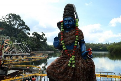 Statues of Hindu gods