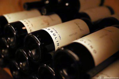 Winetasting at Blue Penny Cellar